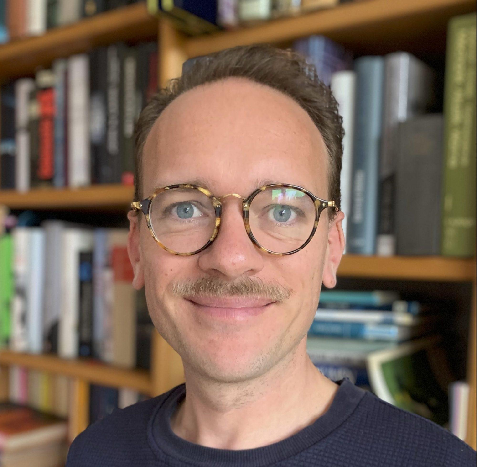 University Professor Dr Hauke Egermann